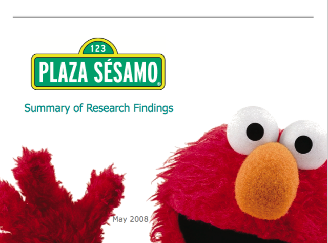 Street Smarts: Lessons from Sesame Street's South America Show