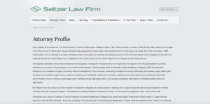 Seltzer Law Firm - old site