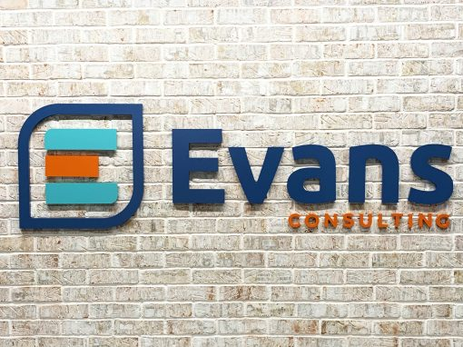 Evans Consulting: Rebrand of a Professional Services Firm